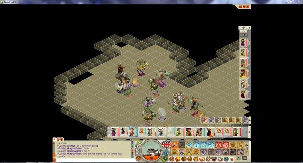 La bataille des Guildes