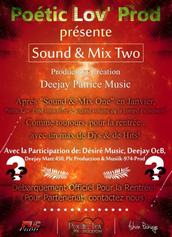 ***** SOund & Mix Two by Deejay Patrice *****