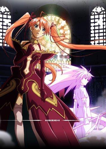 Negima (Le Maitre Magicien Negima) + touts les épisodes