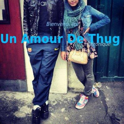 "Bienvenu sur ""Un Amour De Thug  "" De Yamina (©)"