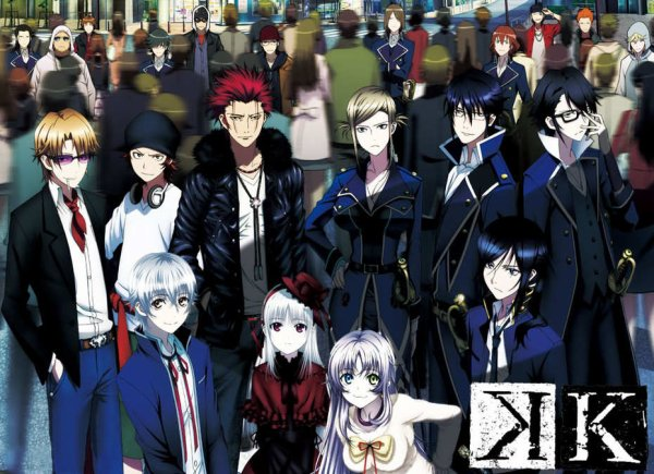 K-Project ♥