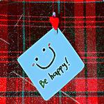 Be HAPPY  - _-