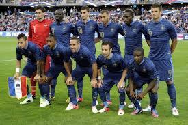 France - Suisse (5-2)