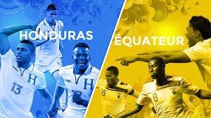 Honduras - Equateur (1-2)