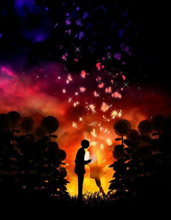 Un jour je disparaîtrai et emmènerai avec moi les rires et les sourires pour te laisser les pleurs et la terreur.
