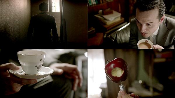 Sherlock par Andrew Scott