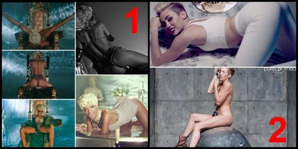Miley n'est pas vulgaire!♥