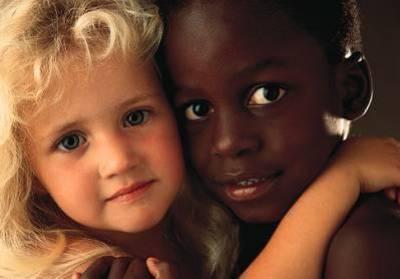 CONTRE LE RACISME , ON EST TOUS HUMAINS
