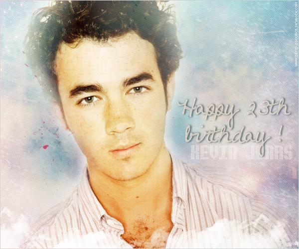 Happy Birthday Kevin