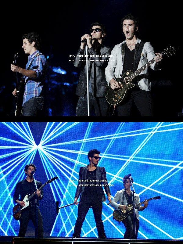 Candids & photos de concert