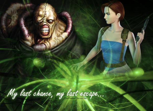 Resident Evil 3: Némésis