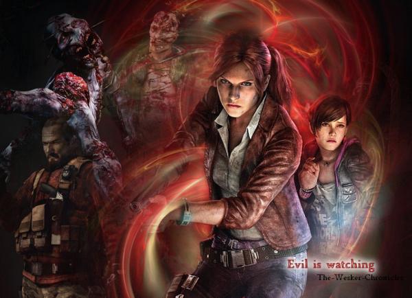 Resident Evil Révélations 2