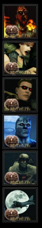 Trophées / Succès uniquement sur les dernières consoles