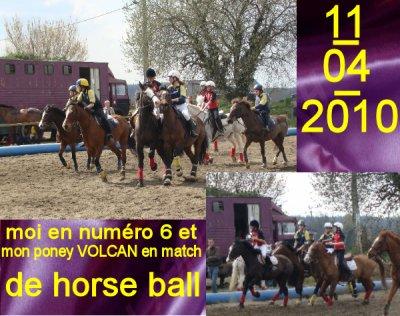 Mon 1er poney que jai eu : VOLCAN ♥ & ma nouvelle ponette : SAMBA ♥