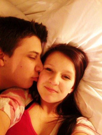 Il était une fois, toi & moi. Il y a eu nous, ensuite, elle et toi, puis moi et lui pour en revenir a nous. Parcequ'ensemble, on est plus fort et que rien ne peut nous vaincre. Jetaime énormément mon amour, malgré tout, après tout et par dessus tout.