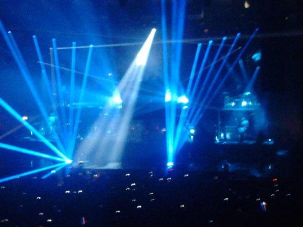 4 mai 2012 ; Matt Pokora en concert à Beauvais. ♥