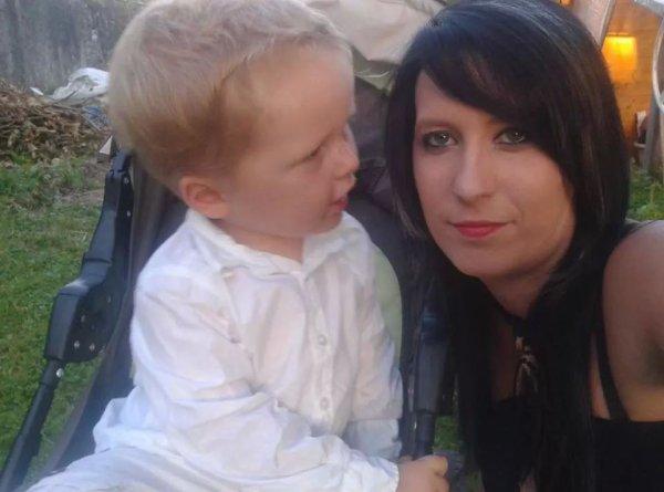 Mon fils et moi même =)