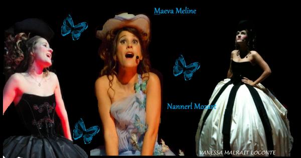 xMozart-opera-rock-fan presente   Maeva Meline  dans le role de Nannerl Mozart