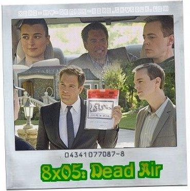 ">>NCIS: 8x05 ""Dead Air"""