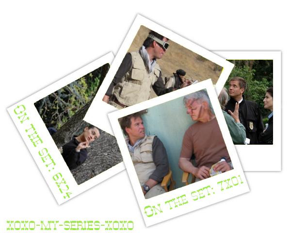 >>Ce que Jesse Stern pense du 8x17 et de Michael Weatherly (very cute!)+ photo on the set du 7x01 et 6x24 ____________________________________________________________________________________________________________________ Tony (à Mcgee): Les ordinateurs. C'est ton truc. Si j'avais un truc, je le montrerais tout le temps.  Gibbs : Il y a des règles contre ça, DiNozzo.