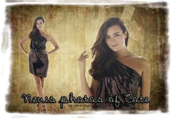 >> New NCIS photos with Cote+ news en vrac