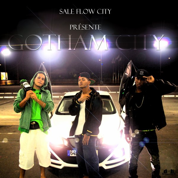 Sale Flow City vol.1 / Layann_Mc_feat.Toffee_&_Dober_-_Gotham_City (2011)