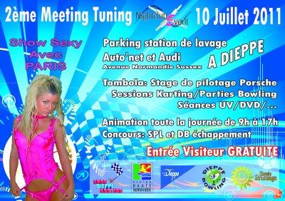 Show Sexy: Paris sera avec nous!!!  le dimanche 10 juillet 2011 A DIEPPE