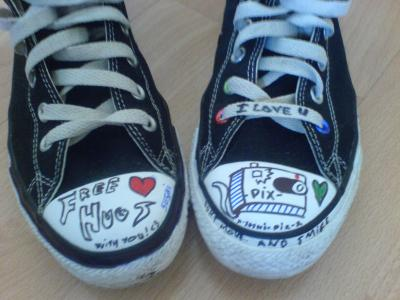 converse customiser