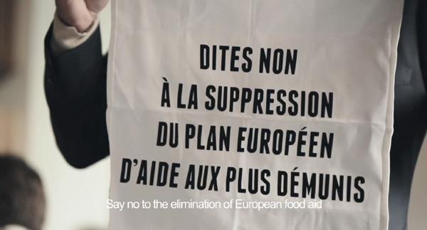 Dites oui à la reconduction de l'aide alimentaire européenne ! Rejoignez the Airfood project !