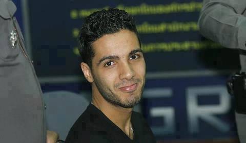Young Algerian Hamza hacker