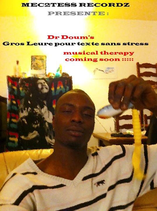 Musical Thérapy Vol.I By Dr Doum's / #Ordonnance #Brunch #Punchline Part I (2013)