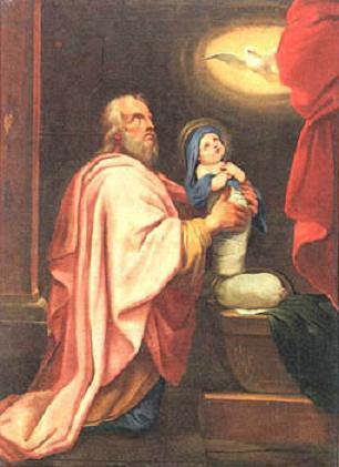 SAINT JOACHIM  Père de la très Sainte Vierge Marie