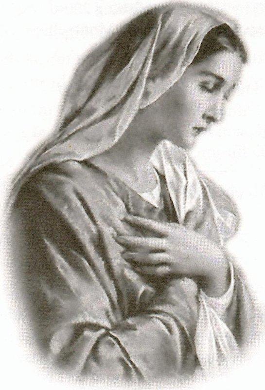 Le mois de Mai, mois de la Vierge Marie