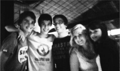 Robin x Renwary x Julien x Alice x Mandy