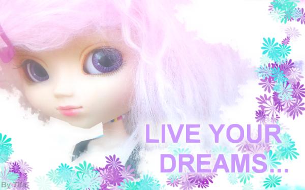 Ma Dream  , Ma Huitième Pullip ♥