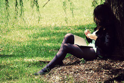 L'écrit est un combat, une passion. J'écris pour être.