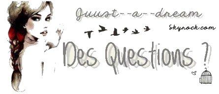 Foire Aux Questions.
