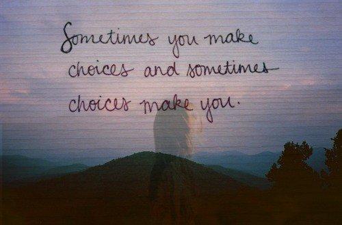Une bonne décision prise pour de mauvaises raisons devient une mauvaise décision.