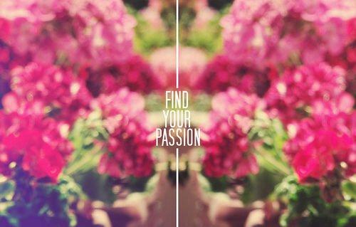 Celui qui se perd dans sa passion perd moins que celui qui perd sa passion.