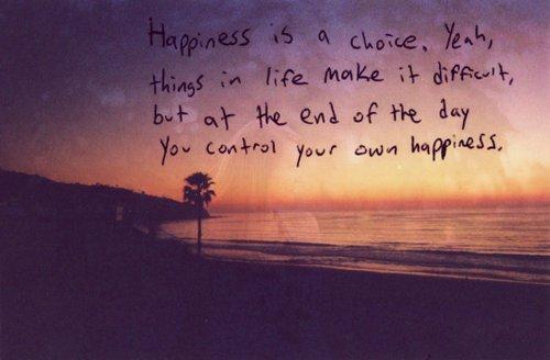 On ne peut pas revenir en arrière. C'est pas facile de choisir. Il faut faire le bon choix. Tant qu'on ne choisit pas, tout reste possible.