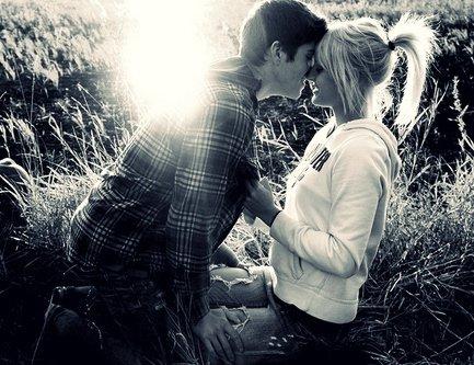 Et même si je ne sais pas de quoi ma vie sera faite, je suis sure d'une chose : je veux la finir avec toi à mes côtés.