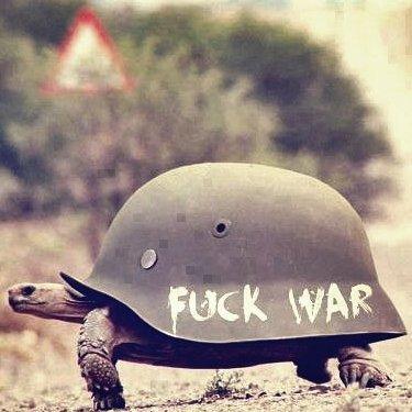 Il y aura toujours la guerre, parce que la paix n'est pas rentable, parce que la paix c'est le cauchemar du marchand d'armes.