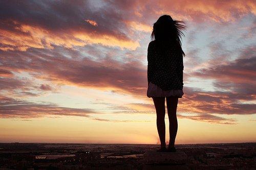 Les cicatrices nous disent d'où l'on vient, pas où on doit aller.