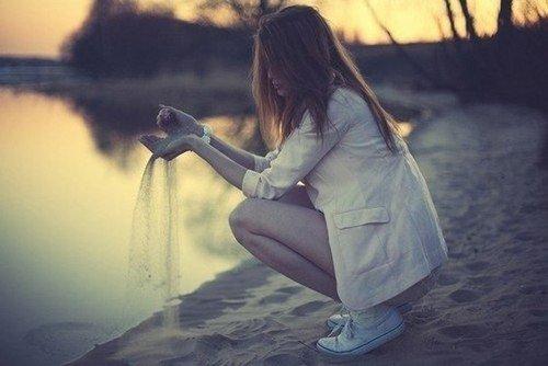 J'ai fait des erreurs, je me suis parfois égarée, j'ai pu blesser, mais je ne joue pas la comédie et j'ai toujours été sincère.