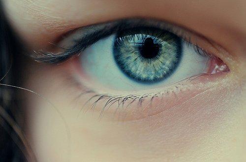 Quelle est la différence entre les yeux qui ont un regard et les yeux qui n'en n'ont pas ? Cette différence a un nom : c'est la vie. La vie commence là où commence le regard.