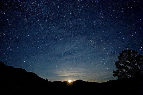 Il n'y a personne qui soit né sous une mauvaise étoile, il n'y a que des gens qui ne savent pas lire le ciel.