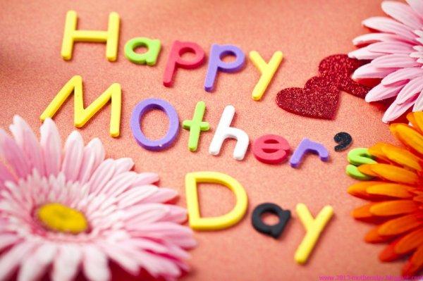 Une maman est semblable à une rose qui ne se fane jamais.
