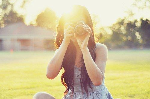 Photographier c'est mettre sur la même ligne de mire la tête, l'½il et le coeur.