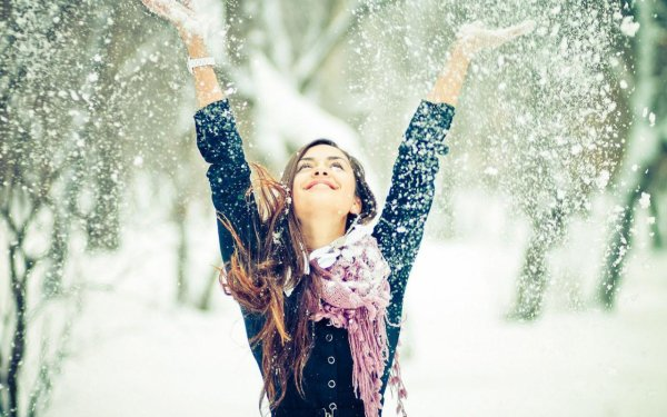 J'ai besoin de l'hiver. Car pendant que la nature se repose, l'esprit lui, peut entrer en ébullition.