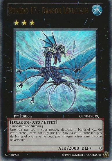 numéro 17 : dragon léviathan